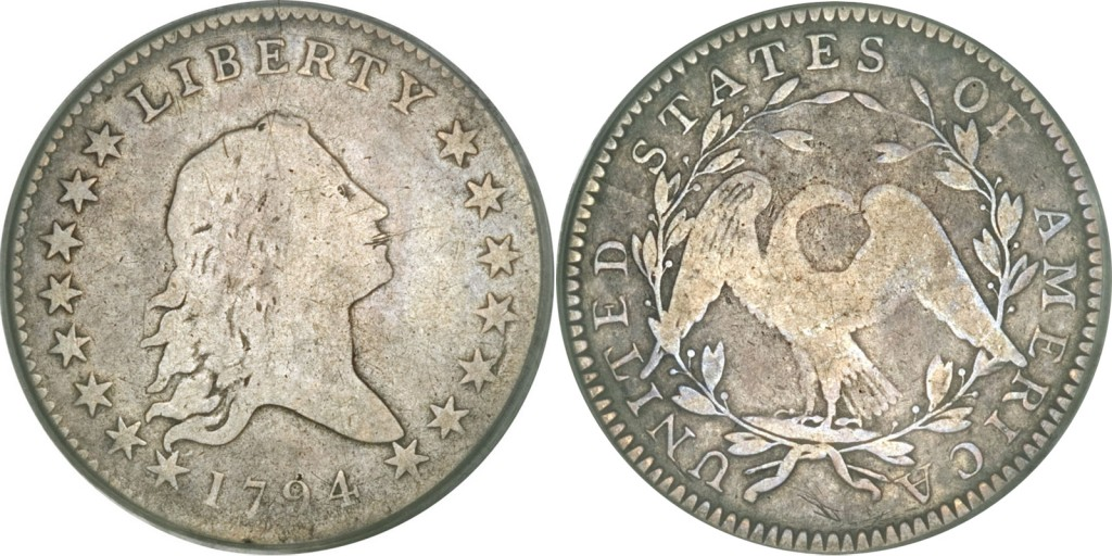 Flowing Hair Half Dollar Value