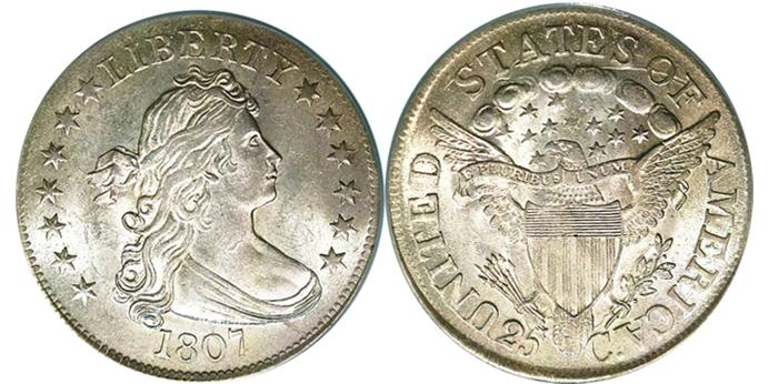 Draped Bust Quarter Value