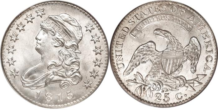 Capped Bust Quarter Value