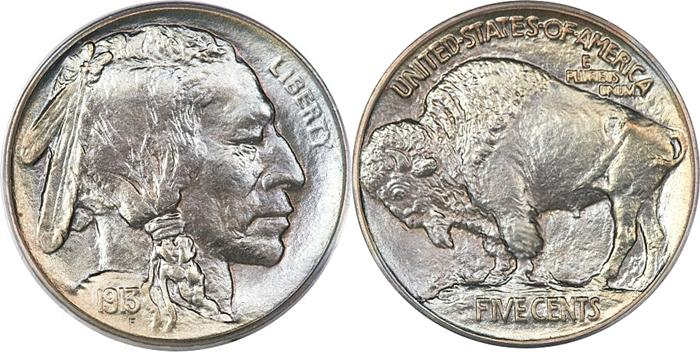 Buffalo Nickel Value Coin Help