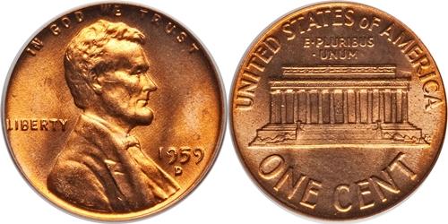 Lincoln Memorial Cent Value 1959-2009 - Civil War Token Coin Values