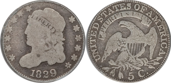 Capped Bust Half Dime Value
