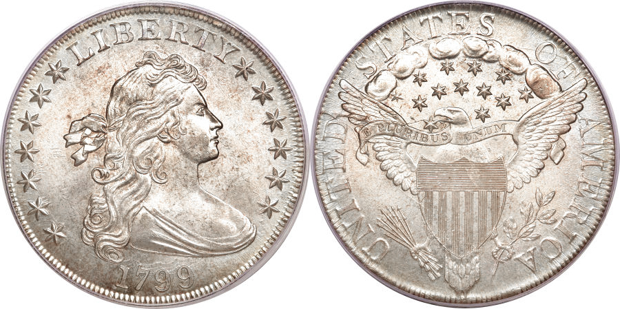 Draped Bust Dollar Value 1795 1804 Coin Values