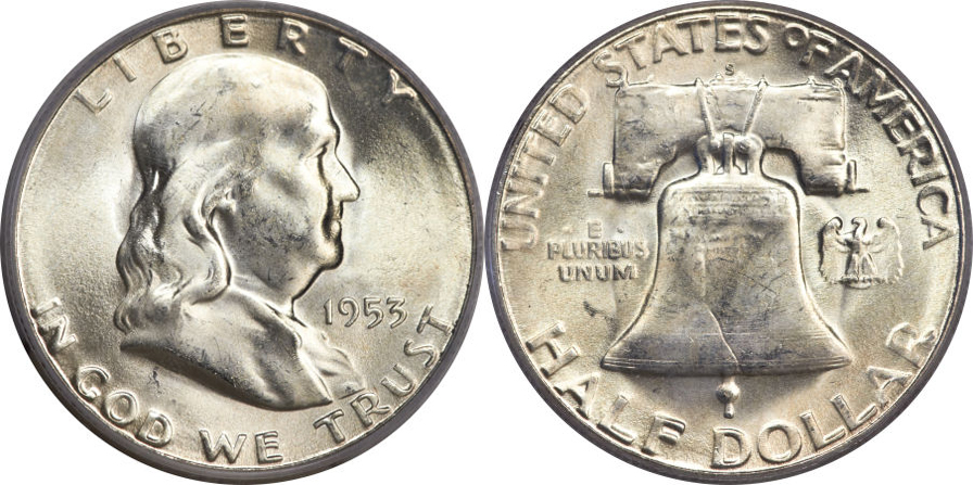 Franklin Half Dollar Value