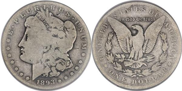 G4 Grade Morgan Dollar