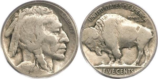 Buffalo Nickel Value G4