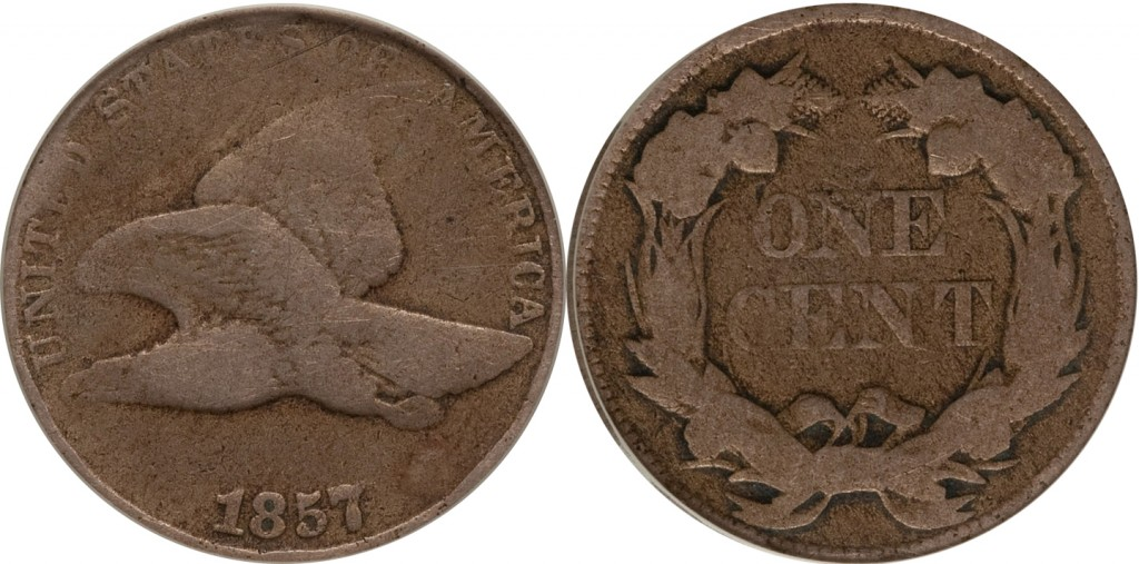 G4 Flying Eagle Cent Value