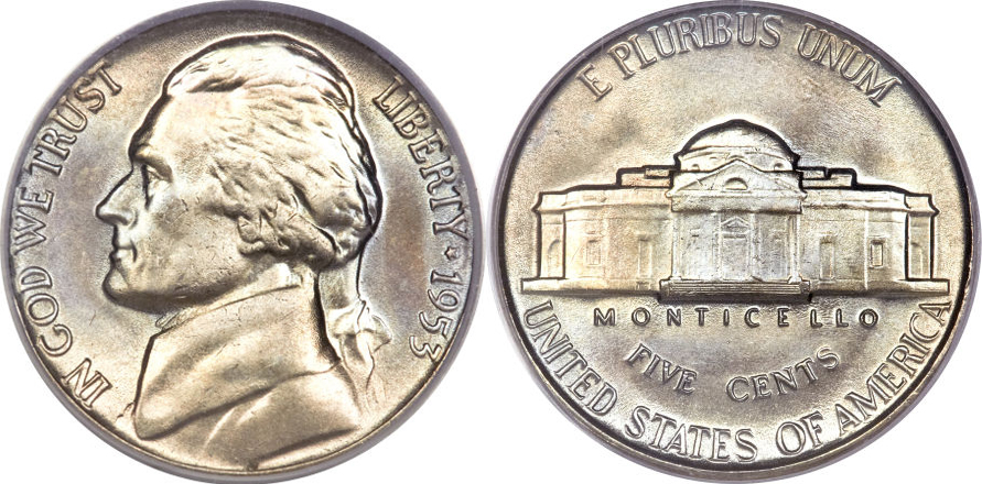 Jefferson Nickel Value