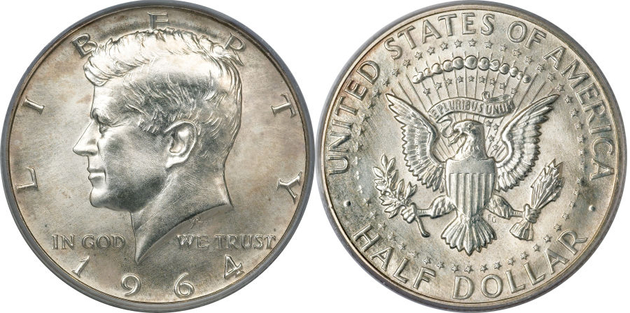 Kennedy Half Dollar Value