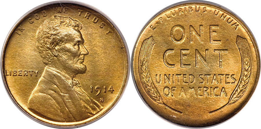 Lincoln Wheat Cent Value
