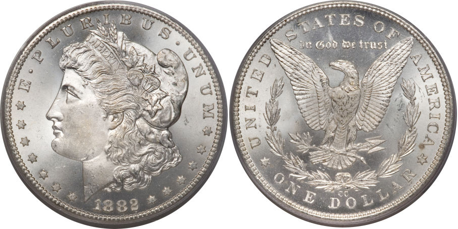 Morgan Dollar Value