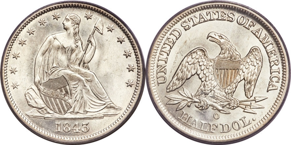 Seated Half Dollar Value