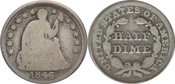 Seated Dime Value G4
