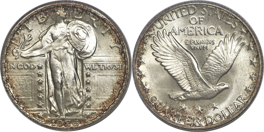 Standing Liberty Quarter Value