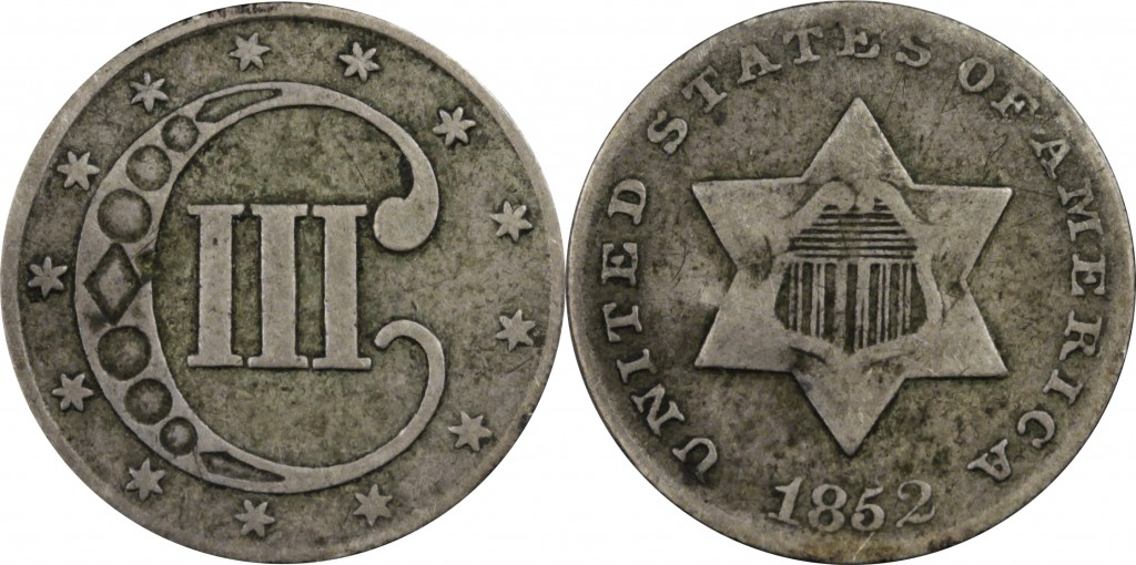 Three Cent Silver Value