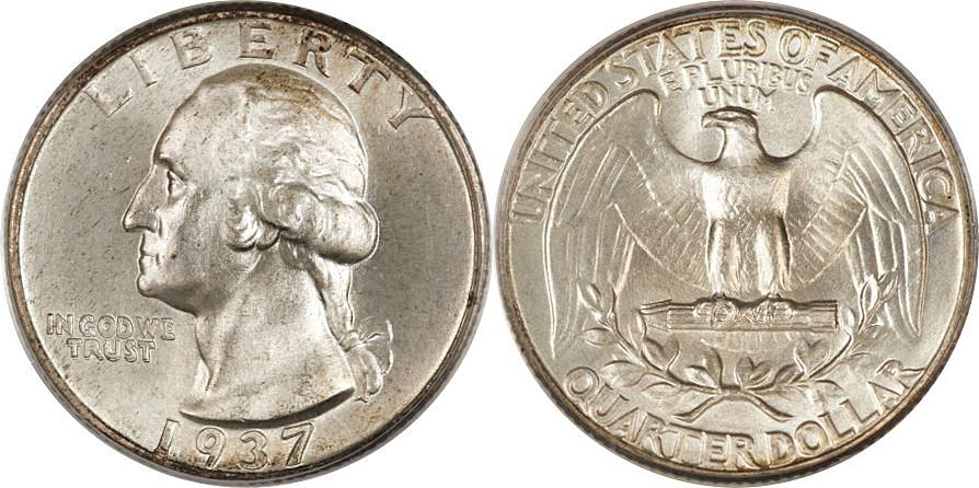 Washington Quarter Value 1932-98 - Civil War Token Coin Values