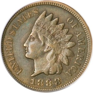 EF Indian Head Cent Value