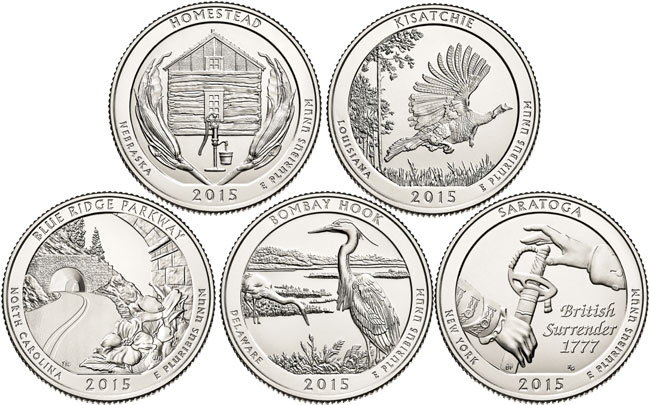 America The Beautiful Quarters Value
