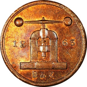 Coin Press Token