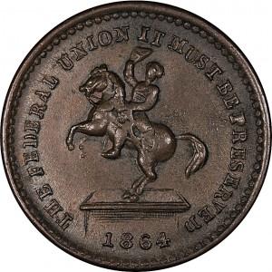 Jackson On Horseback