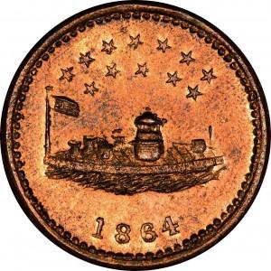 USS Monitor Design