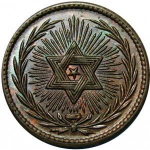 Star of David Design