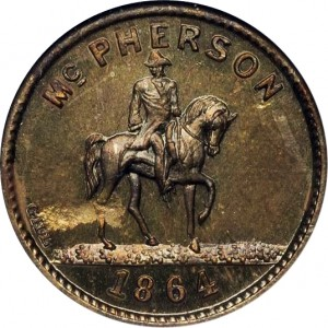 McPherson On Horseback