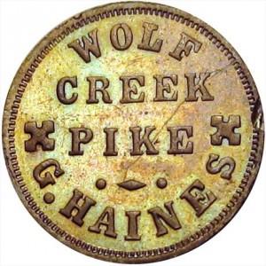 Wolf Creek, Indiana